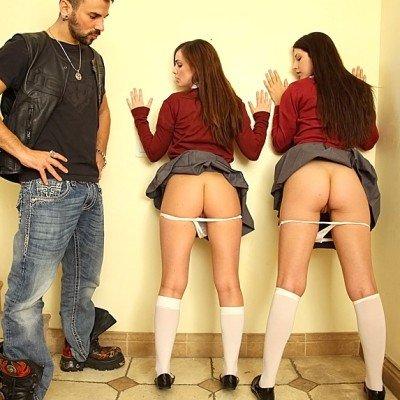 Katrina és barátnője büntetést kapnak
