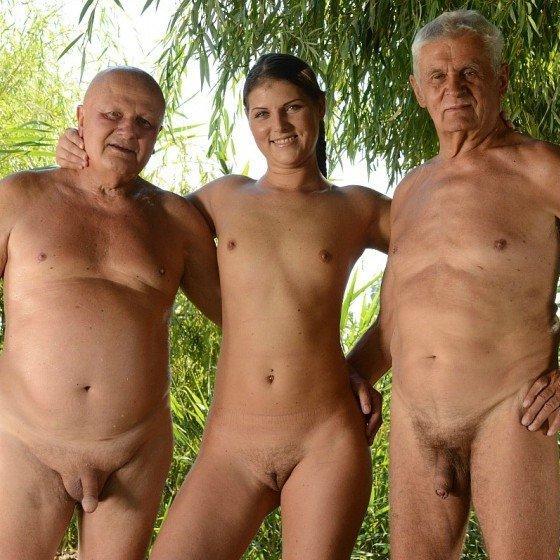 Szexparti az öreg horgászokkal