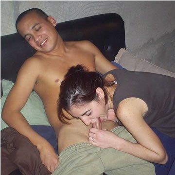 Tini amatőr szex